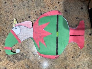 Holiday Elf turkey