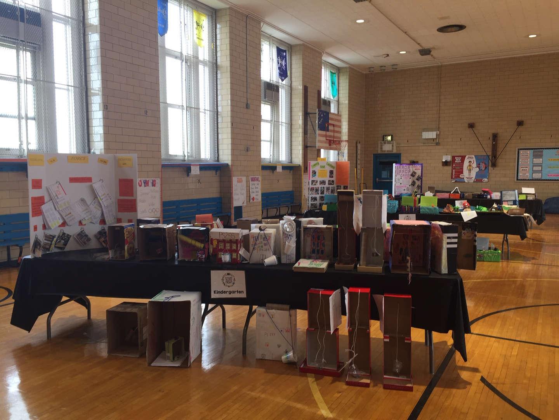 Kindergarten STEM Projects.