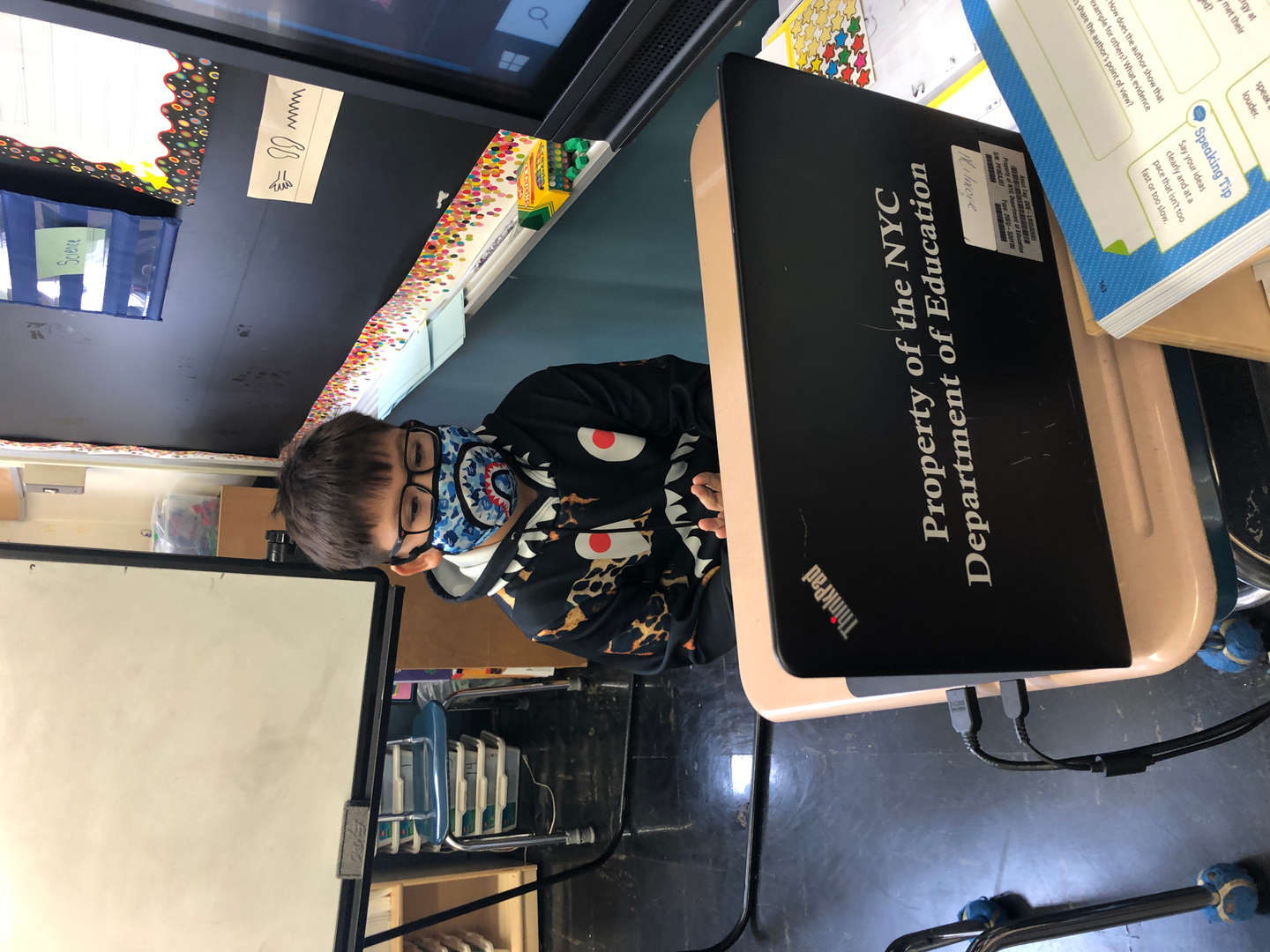 Student competes in Math Tournament