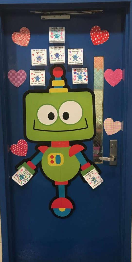 robot for imagine learning named bots