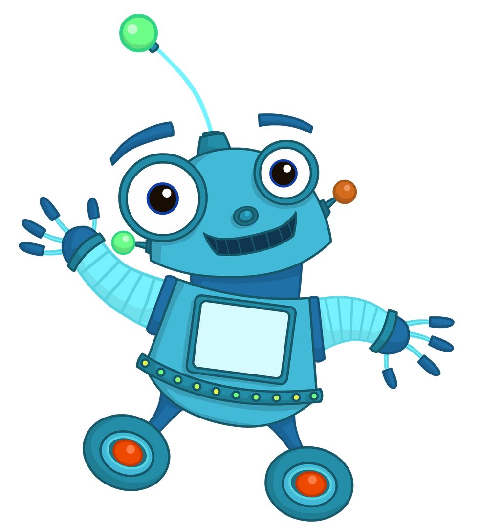 Bots the imagine learning robot