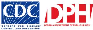 CDC - DPH logos