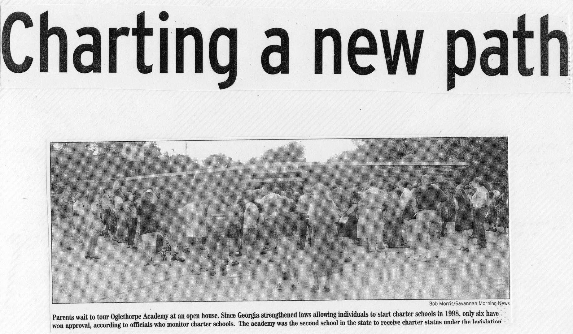 Savannah Morning News article