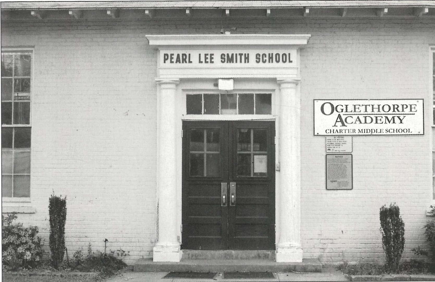 Savannah's Historical Public Schools