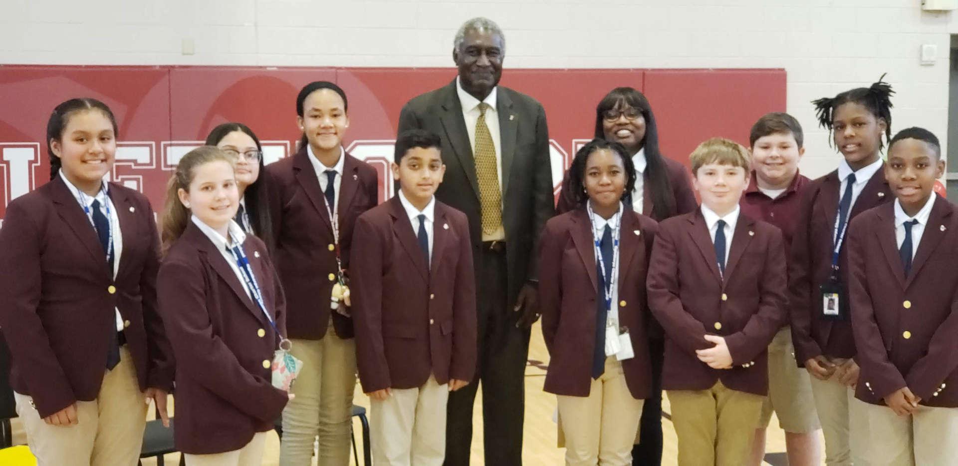 OCS Annual Black History Assembly