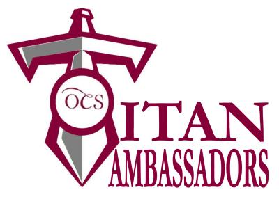 Titan Ambassadors logo