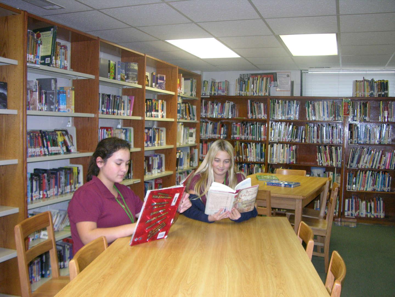Library Media Center at Stiles Street location