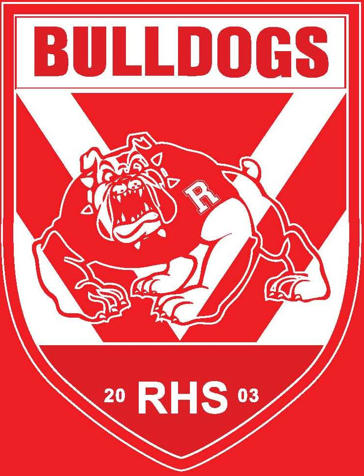 RHS Logo with bulldog