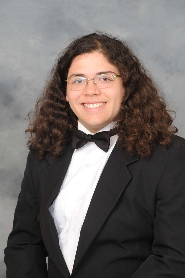 Senior Portrait of Jeremy Ramos