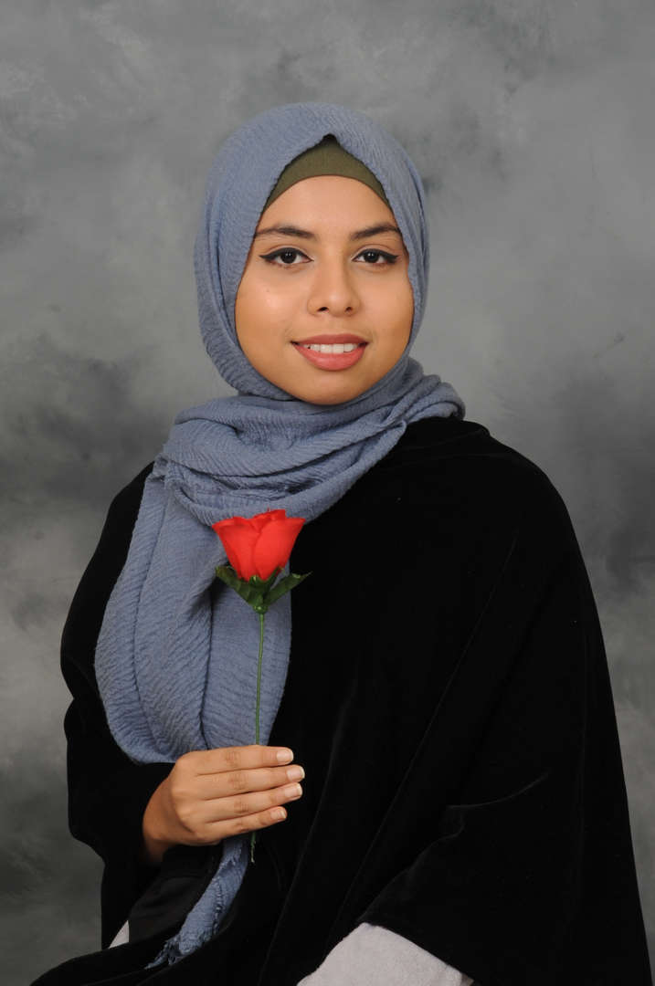 Senior Portrait of Jannatun Nazifa