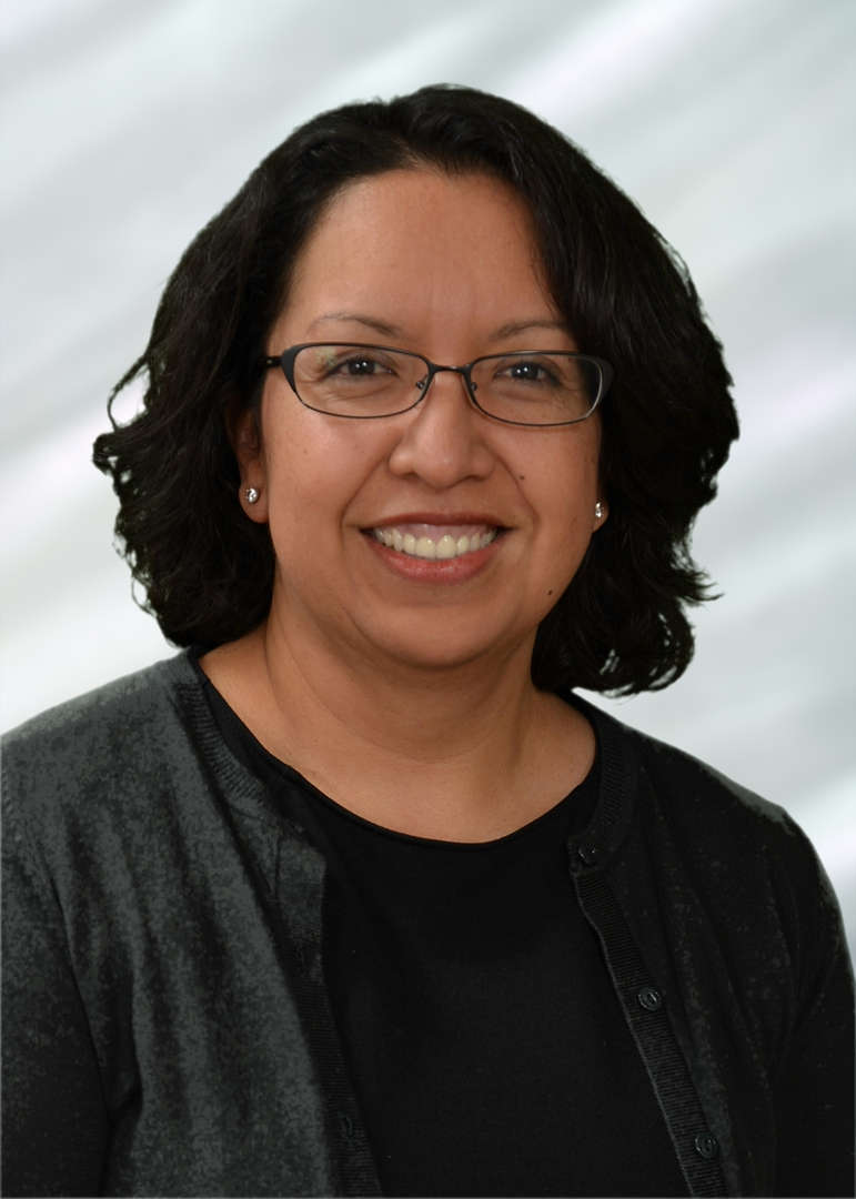 Portrait of Principal Maria Herrera