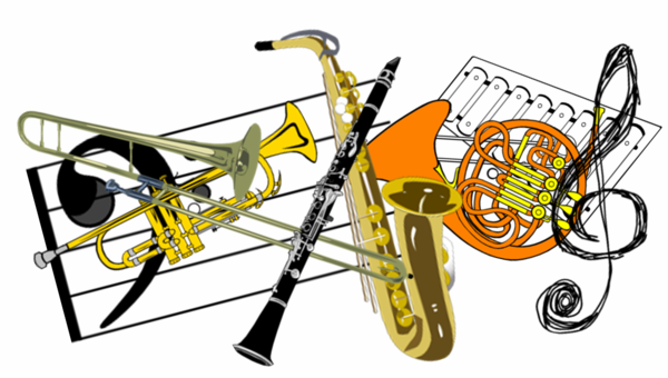 Group of musical instruments