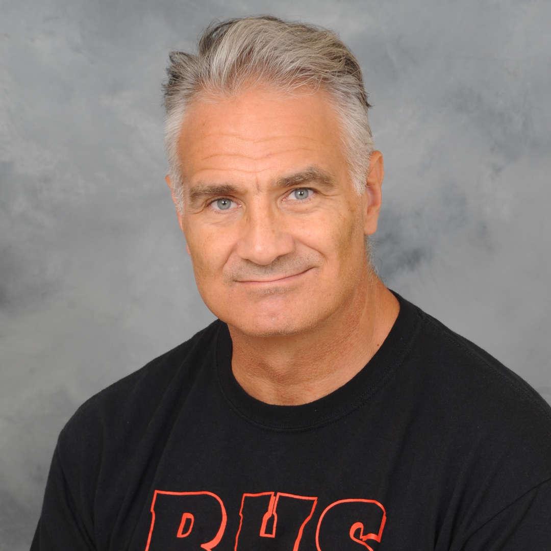 Portrait of Jerry Murdock