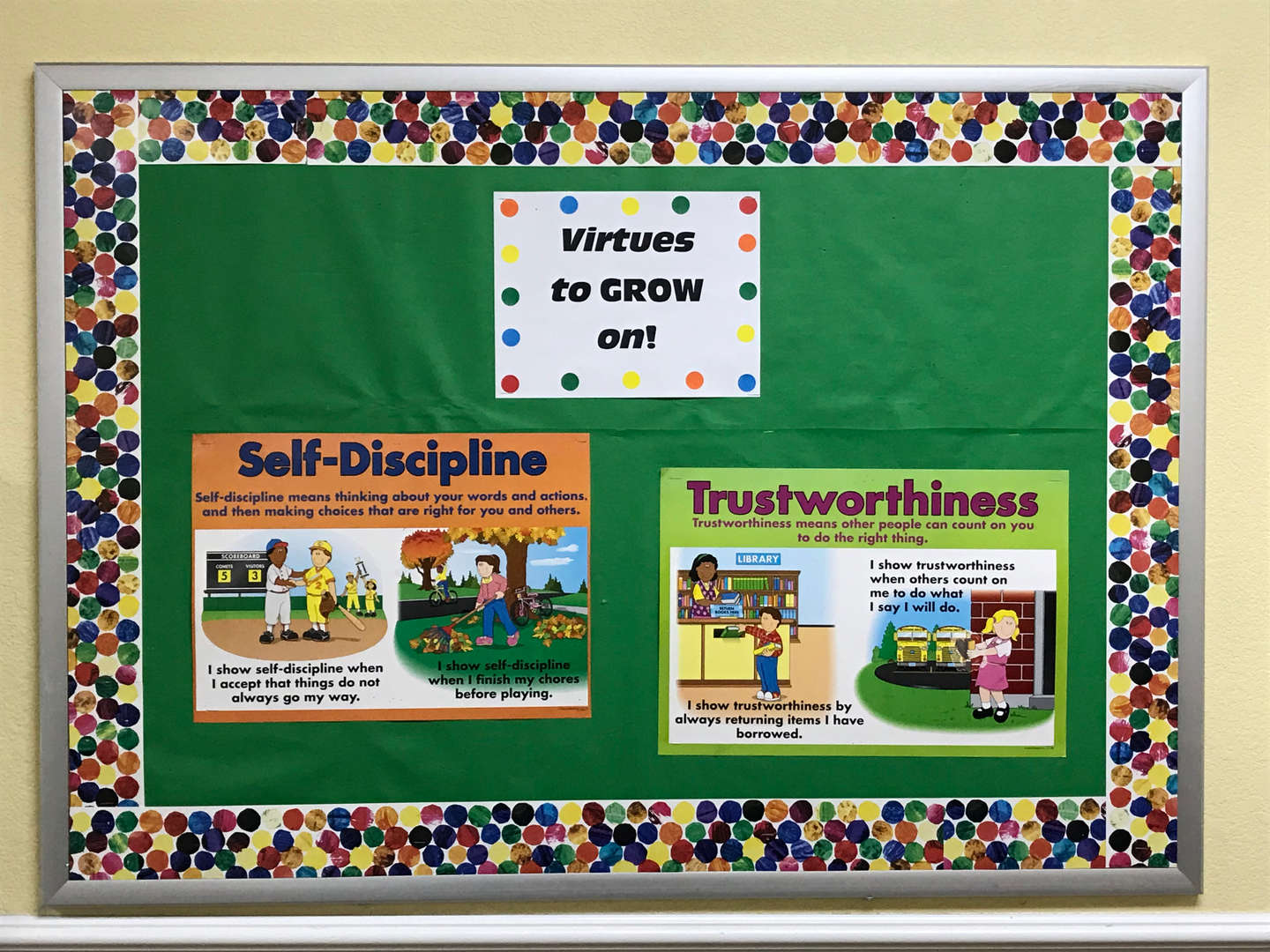 virtues display 1