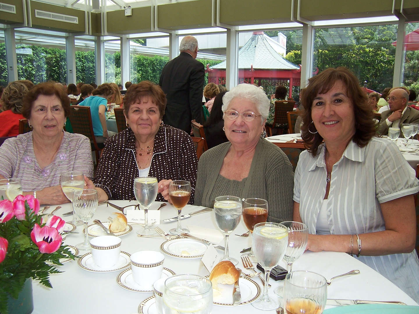 Staten Island Reading Volunteers honored at annual Luncheon