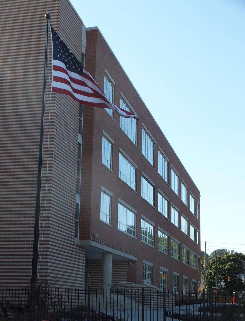 PS/IS 48 school building
