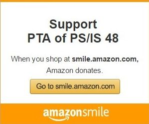 Support PTA of PS/Is 48 When you shop at smile.amazon.com, Amazon donates. Go to smile.amazon.com