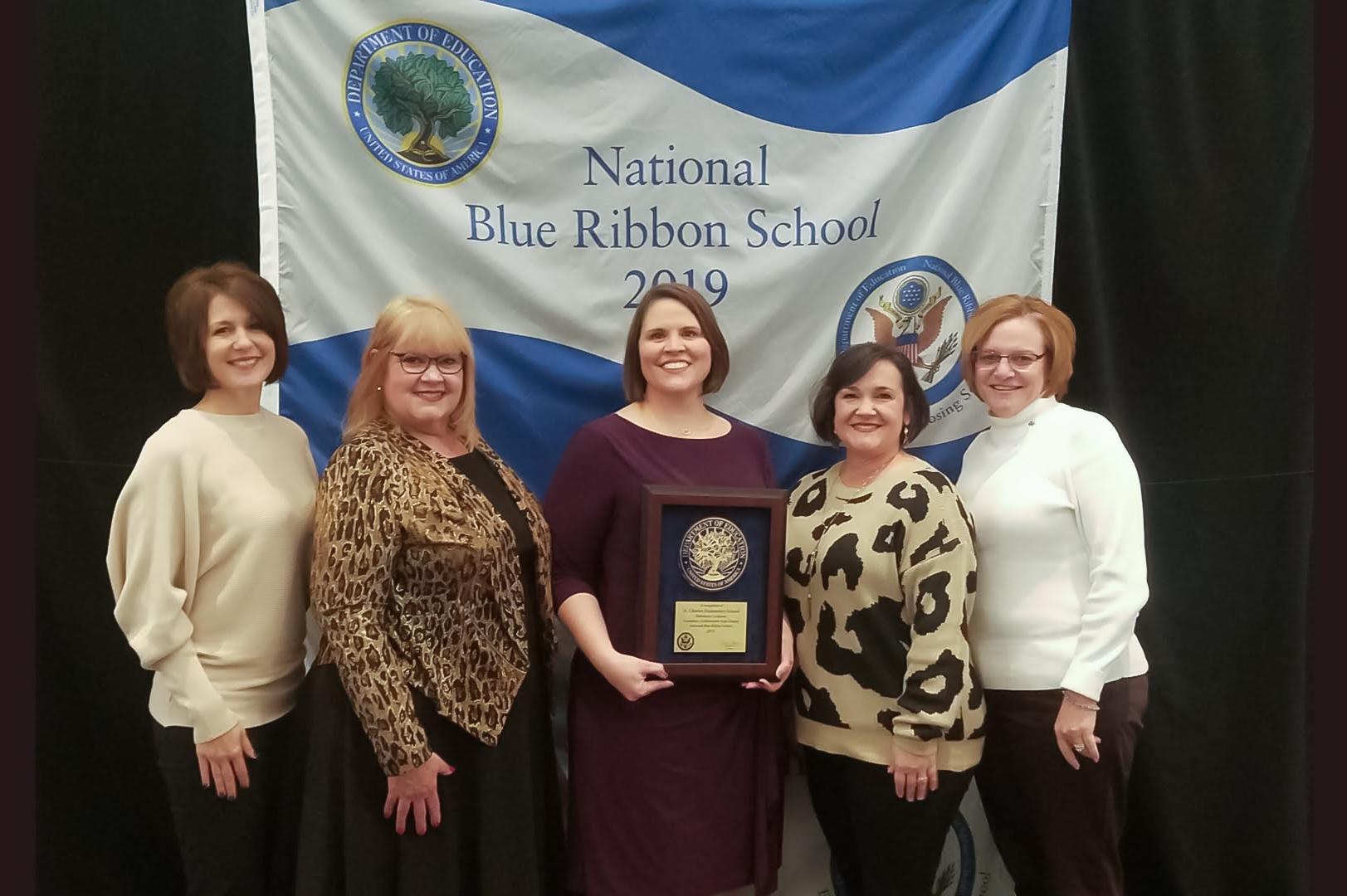 Blue Ribbon Award Ceremony - Washington DC