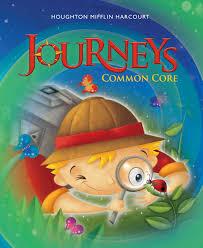 Journeys by Houghton Mifflin Harcourt