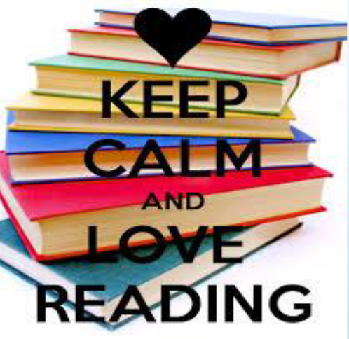Keep Calm and Love Reading