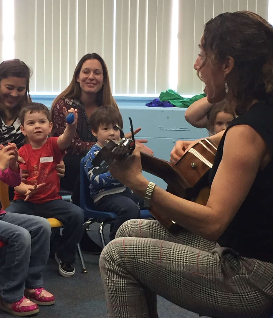 Jammin Jenn visits the Preschool.  Scroll to Media and events for more information about the visit.