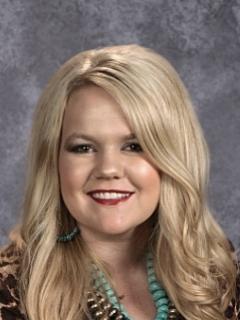 Megan Moore, Fifth Grade