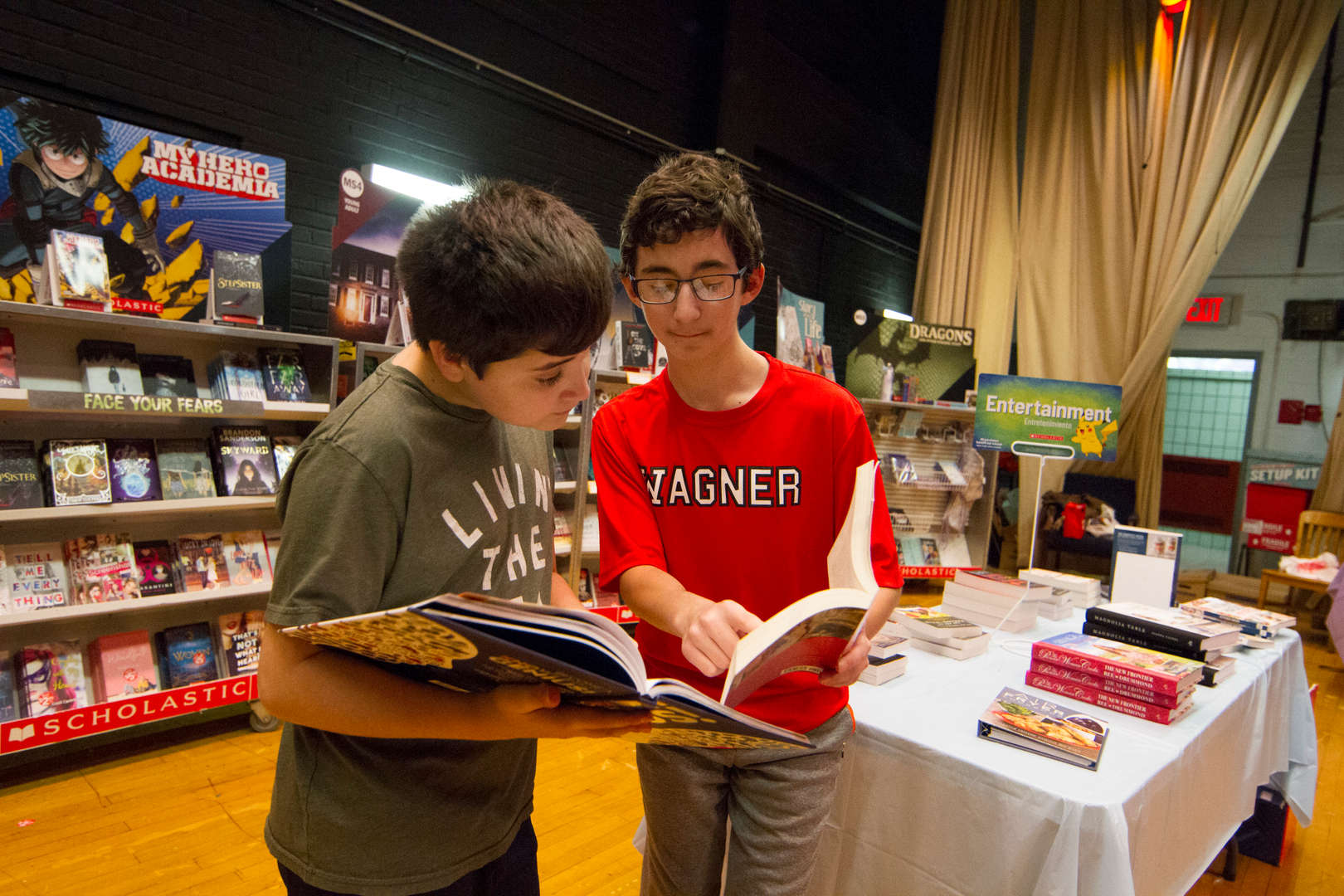 Scholastic Book Fair 2019