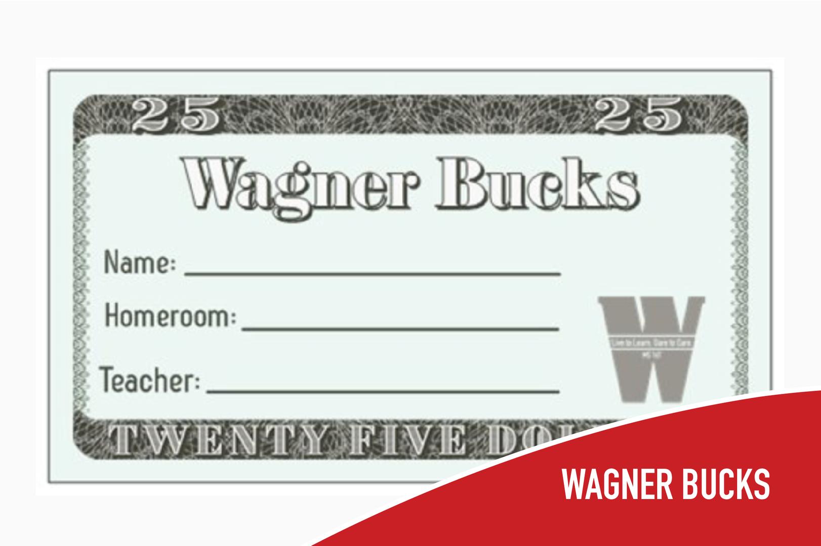 Wagner Bucks
