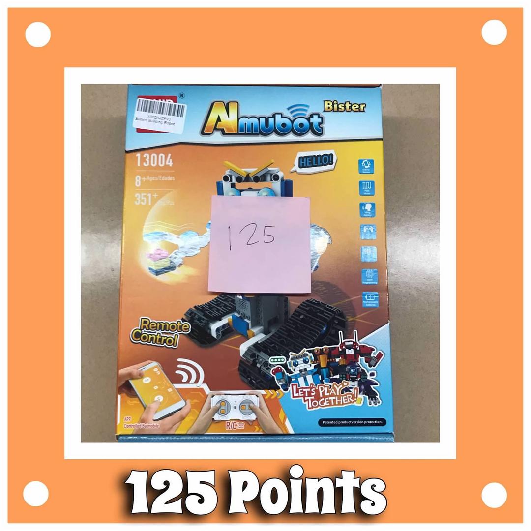 Almubot Robot - 125 Points