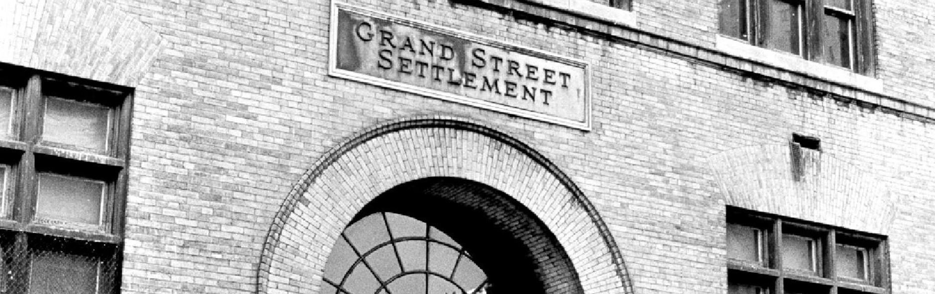 Old Grand Street Building