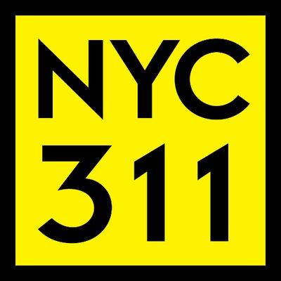 NYC 311 Logo