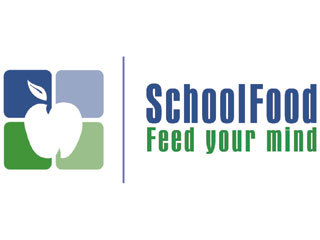 School Food feed your mind logo