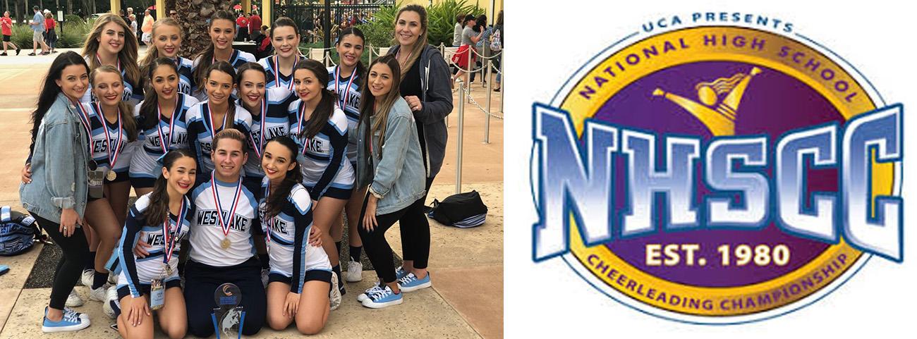 Westlake Varsity Cheer Team