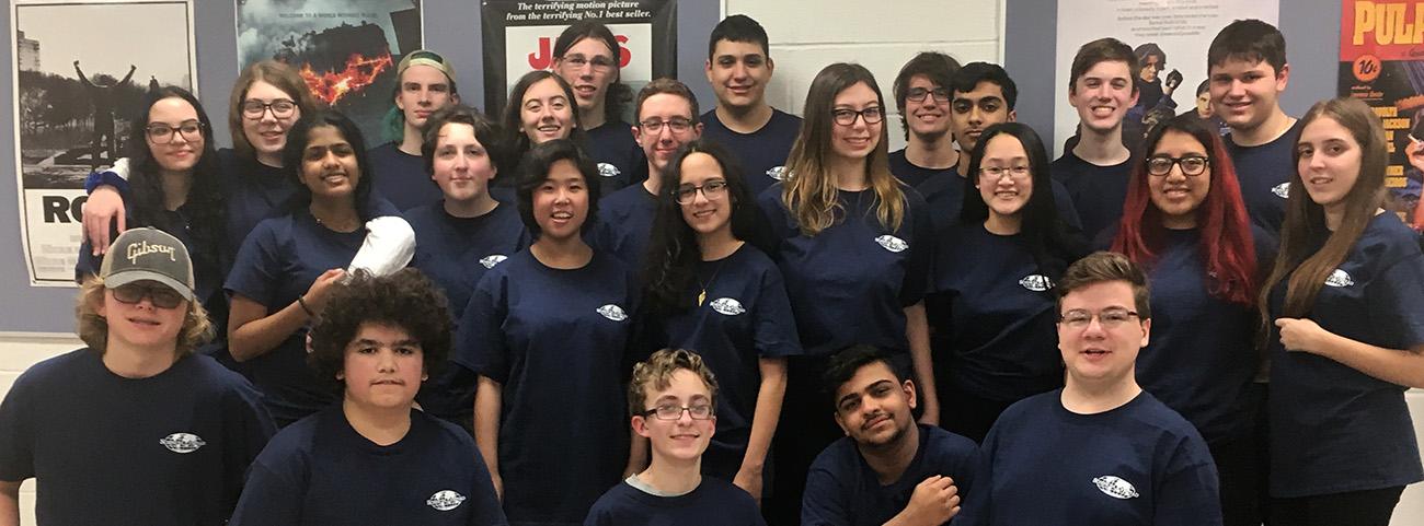 Westlake High School Science Olympiad team