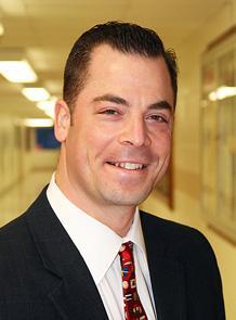 WHS Principal Keith Schenker