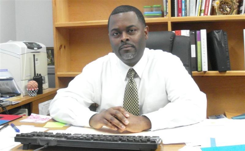 Principal Greg Cook