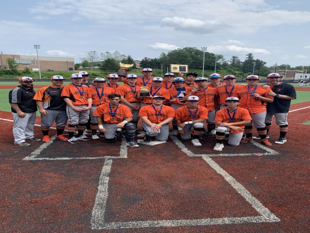 Congratulations to our Varsity Baseball team. Tuckahoe is the Section 1 Class C Champions.