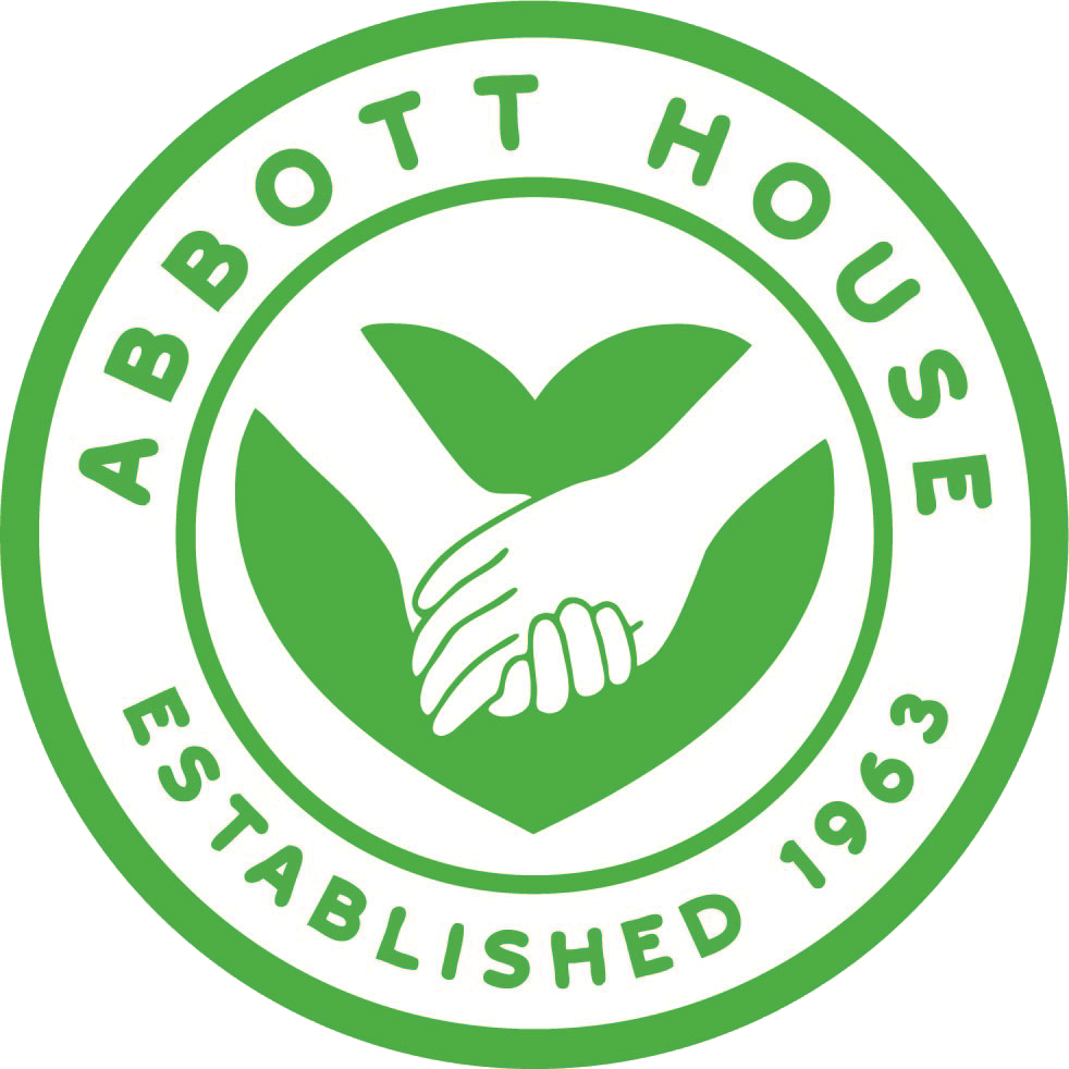 Abbott House logo with the text Abbott House Established 1963