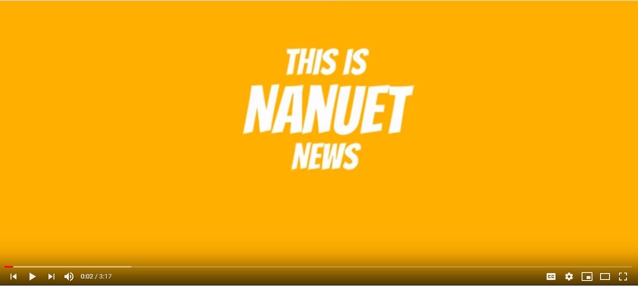 Nanuet News screenshot.