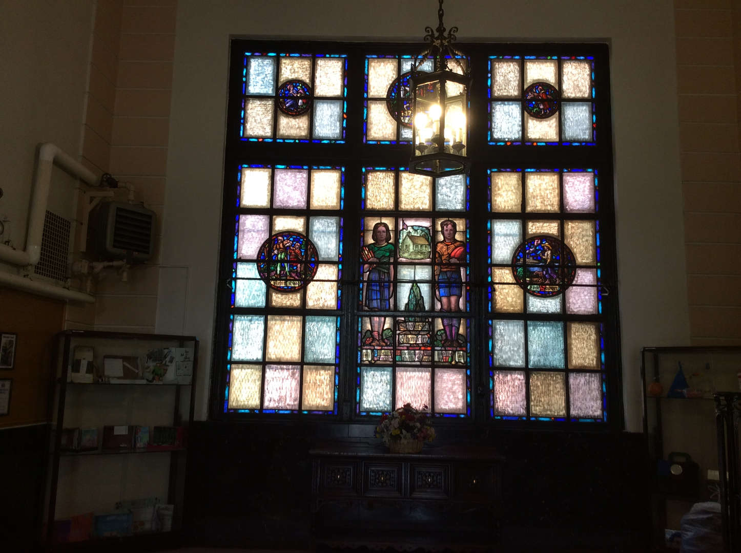 School Stained Glass Windows
