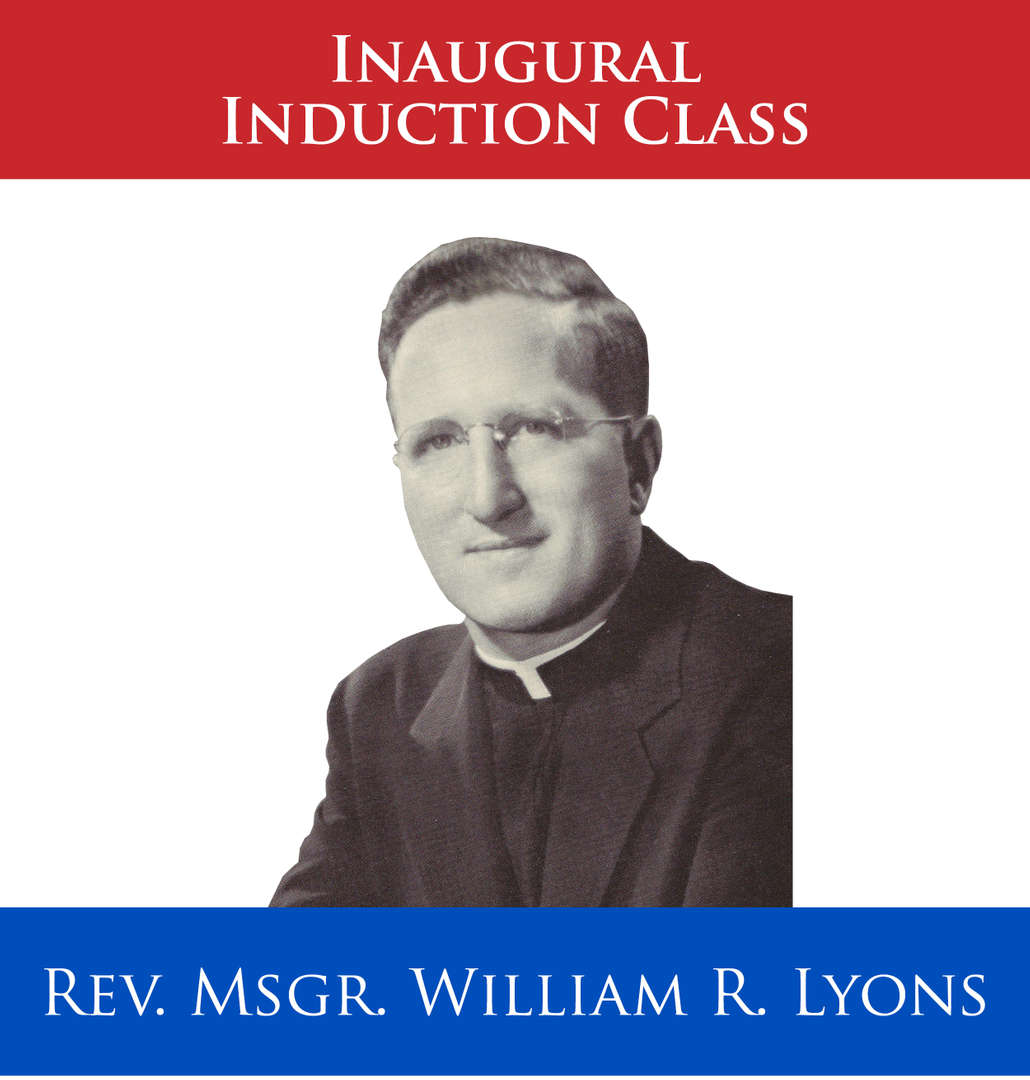 Rev. Msgr. William R. Lyons