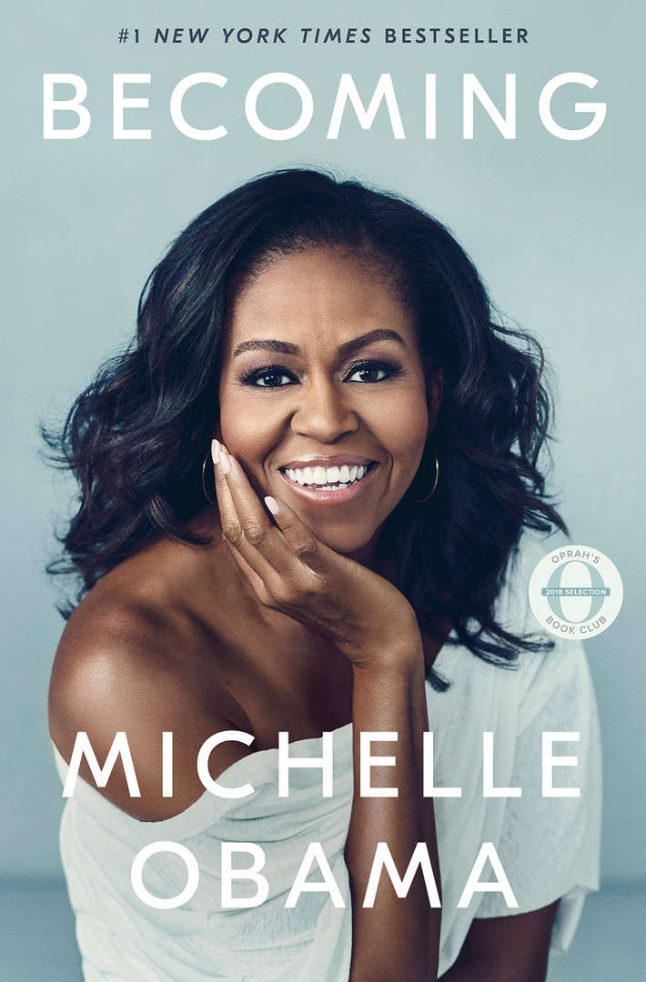 In her memoir, a work of deep reflection and mesmerizing storytelling, Michelle Obama invites readers into her world, chronicling the experiences that have shaped her—from her childhood on the South Side of Chicago to her years as an executive balancing the demands of motherhood and work, to her time spent at the world's most famous address. With unerring honesty and lively wit, she describes her triumphs and her disappointments, both public and private, telling her full story as she has lived it—in her own words and on her own terms. Warm, wise, and revelatory, Becoming is the deeply personal reckoning of a woman of soul and substance who has steadily defied expectations—and whose story inspires us to do the same.