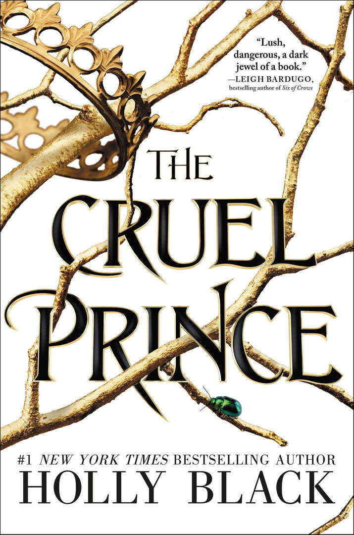 Jude was seven when her parents were murdered and she and her two sisters were stolen away to live in the treacherous High Court of Faerie. Ten years later, Jude wants nothing more than to belong there, despite her mortality. But many of the fey despise humans. Especially Prince Cardan, the youngest and wickedest son of the High King.  To win a place at the Court, she must defy him–and face the consequences.  As Jude becomes more deeply embroiled in palace intrigues and deceptions, she discovers her own capacity for trickery and bloodshed. But as betrayal threatens to drown the Courts of Faerie in violence, Jude will need to risk her life in a dangerous alliance to save her sisters, and Faerie itself.