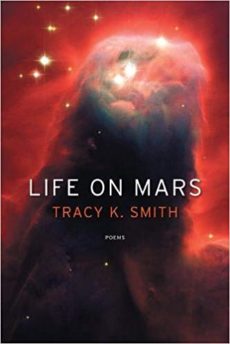 "With allusions to David Bowie and interplanetary travel, Life on Mars imagines a soundtrack for the universe to accompany the discoveries, failures, and oddities of human existence. In these brilliant new poems, Tracy K. Smith envisions a sci-fi future sucked clean of any real dangers, contemplates the dark matter that keeps people both close and distant, and revisits the kitschy concepts like ""love"" and ""illness"" now relegated to the Museum of Obsolescence. These poems reveal the realities of life lived here, on the ground, where a daughter is imprisoned in the basement by her own father, where celebrities and pop stars walk among us, and where the poet herself loses her father, one of the engineers who worked on the Hubble Space Telescope. With this remarkable third collection, Smith establishes herself among the best poets of her generation."