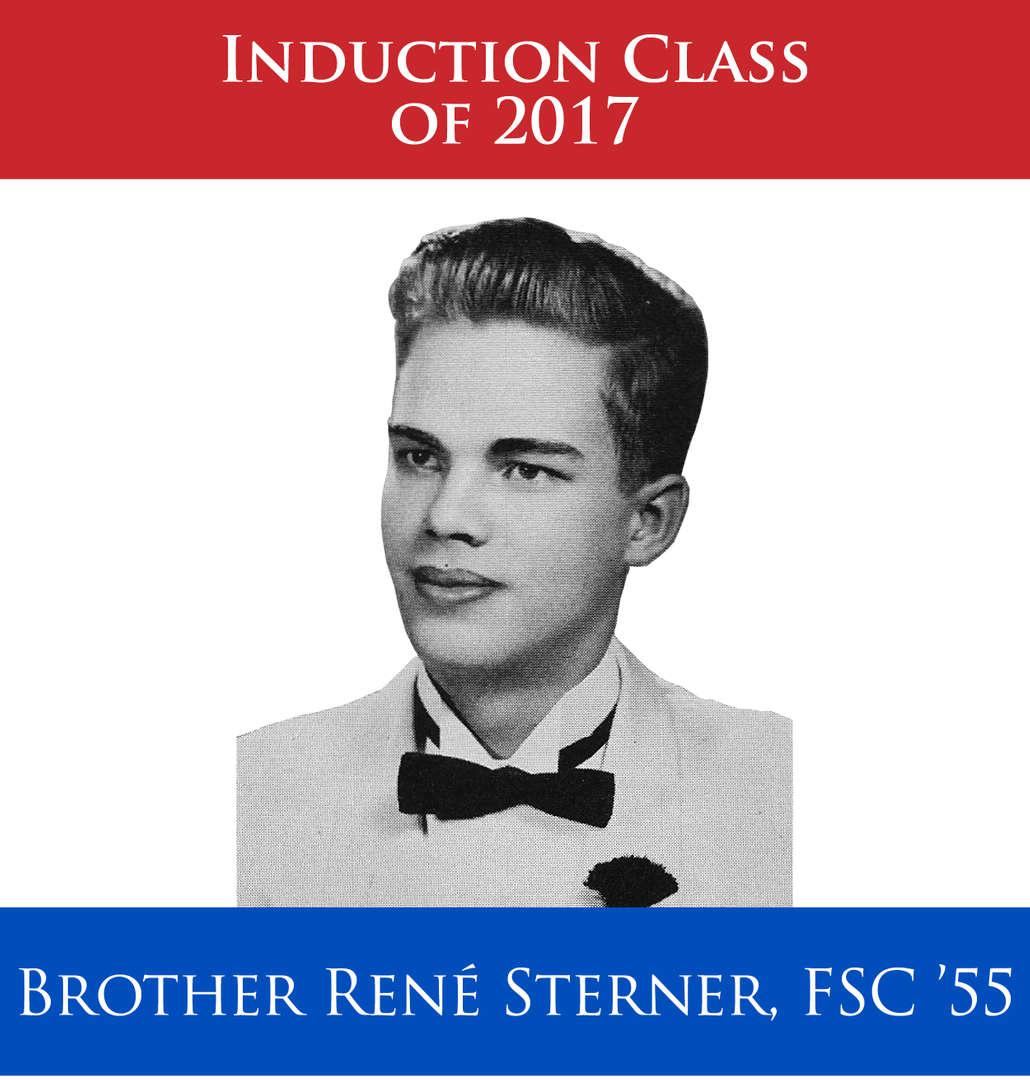 Brother Rene Sterner, FSC '55