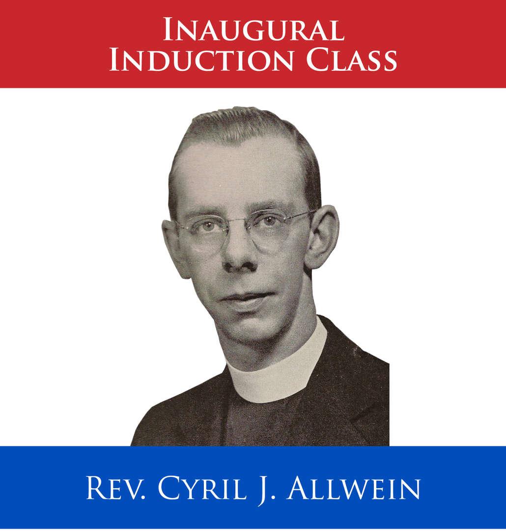 Rev. Cyril J. Allwein