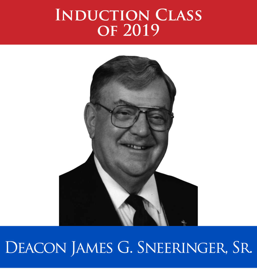 Deacon James G. Sneeringer, Sr.