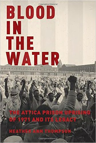 """The most infamous prison riot in U.S. history : Attica, 1971. Inmates, demanding better treatment and protection of civil rights, took total control of the facility and kept guards as hostages. Many people died, both prisoners and guards alike, when the New York State Police stormed the compound, and the inmates were blamed for the bloodshed and labeled """"animals"""".  But was the original story of the event true? And what were the consequences for prisoners around the country as a result of this tragic event? Historian Heather Ann Thompson reexamines the  riot and offers a surprising new conclusion."""