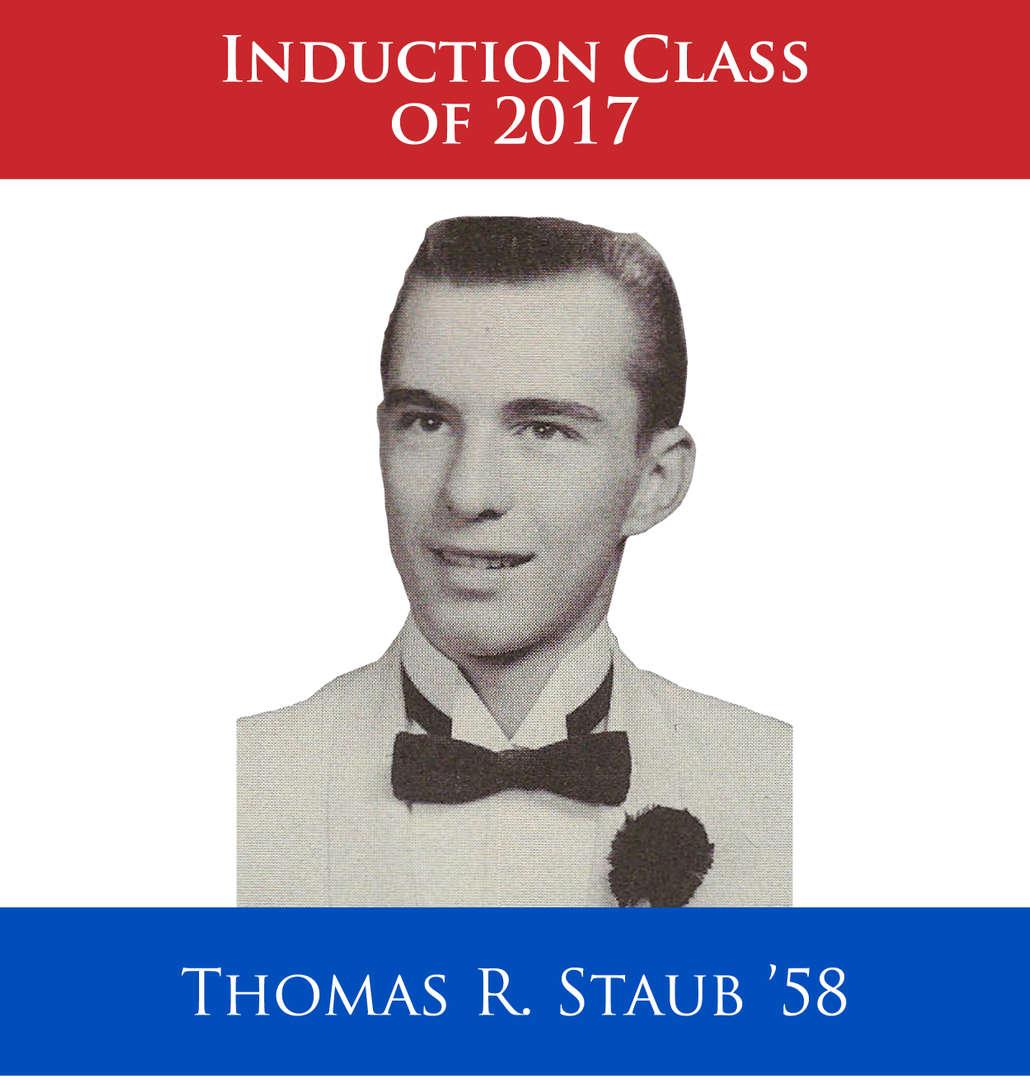 Thomas R. Staub '58