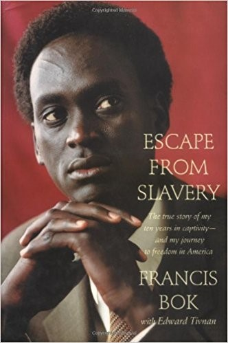 When Francis Bok was only nine years old, the market where his family worked in southern Sudan was attacked by foreign raiders. Many people in the market were slaughtered, and Francis was captured an sold into slavery. After years of hard labor and isolation, Francis escapes and goes in search of his family—whatever is left of them.